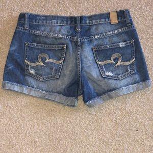 Jean shorts size 5/6